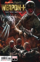 - Absolute Carnage Weapon Plus # 1