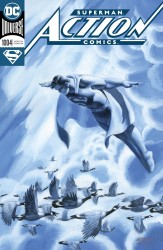 DC - Action Comics # 1004 Foil Cover