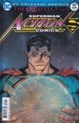 DC - Action Comics # 989 (Oz Effect) Lenticular Variant
