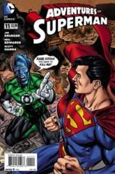 DC - Adventures of Superman (2013) # 11