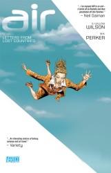 Vertigo - Air Vol 1 Letters From Lost Countries TPB