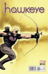 Marvel - All New Hawkeye # 1 Sale Variant