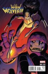Marvel - All New Wolverine #1 Art Adams Variant