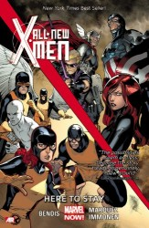 Marvel - All New X-Men Vol 2 Here To Stay TPB