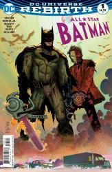 DC - All Star Batman #1 Romita Variant