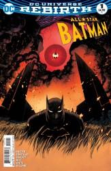 DC - All Star Batman #1 Shalvey Variant