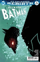 DC - All Star Batman # 4 Shalvey Variant
