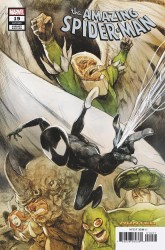Marvel - Amazing Spider-Man (2018) # 19 1:25 Henrichon Variant