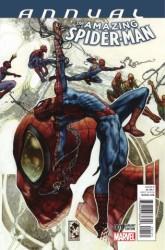 - Amazing Spider-Man Annual # 1 Bianchi Variant