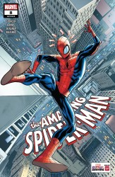 Marvel - Amazing Spider-Man (2018) # 8