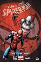 Marmara Çizgi - Amazing Spider-Man Cilt 4 Gece Vardiyası
