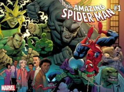Marvel - Amazing Spider-Man (2018) # 1