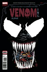 Marvel - Amazing Spider-Man Venom Inc Alpha # 1
