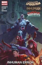 Marvel - Amazing Spider-Man/Inhuman/Captain America Inhuman Error TPB
