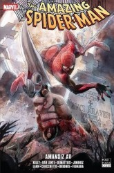 Marmara Çizgi - Amazing Spider-Man Cilt 19 Amansız Av