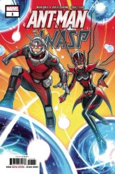 Marvel - Ant-Man And The Wasp # 1