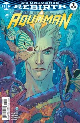DC - Aquaman #1 Variant Cover