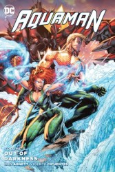 DC - Aquaman (New 52) Vol 8 Out Of Darkness TPB