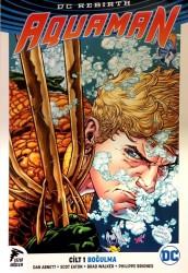 DC - Aquaman (Rebirth) Cilt 1 Boğulma