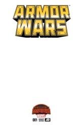 Marvel - Armor Wars # 1 Blank Variant