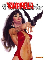 Dynamite - Art Of Vampirella Warren Covers HC