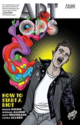 Vertigo - Art Ops Vol 1 How To Start A Riot TPB
