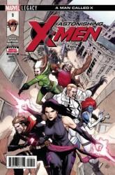 Marvel - Astonishing X-Men # 9