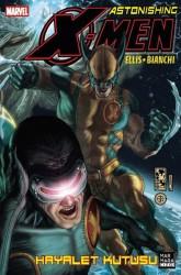 Marmara Çizgi - Astonishing X-Men Cilt 5 Hayalet Kutusu
