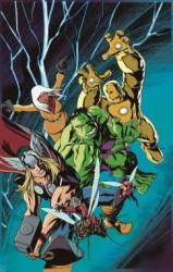 Marvel - Avengers # 675 Avengers Variant
