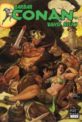 Marmara Çizgi - Barbar Conan'ın Vahşi Kılıcı Cilt 9
