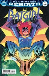 DC - Batgirl # 4 Variant