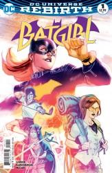 DC - Batgirl #1