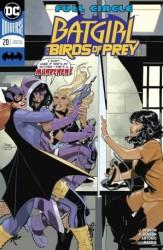 DC - Batgirl and Birds of Prey # 20