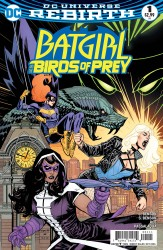 DC - Batgirl And The Birds Of Prey # 1