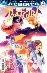 DC - Batgirl # 1