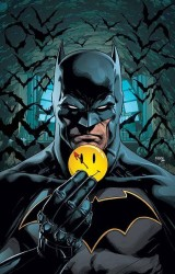 DC - Batman # 21 (The Button) Lenticular 3D Cover