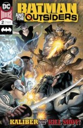 DC - Batman And The Outsiders # 2