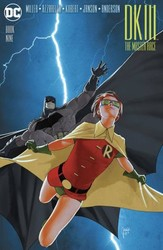 DC - Batman Dark Knight III The Master Race # 9 Janin Variant