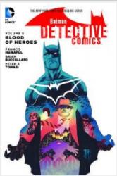 DC - Batman Detective Comics (New 52) Vol 8 Blood of Heroes TPB