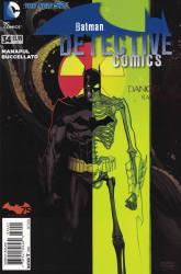 DC - Batman Detective Comics (New 52) #34 1:25 Andrew Robinson Variant