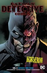 DC - Batman Detective Comics (Rebirth) Vol 9 Deface The Face