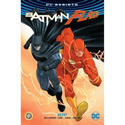 JBC Yayıncılık - Batman / Flash (Rebirth) Rozet Özel Edisyon