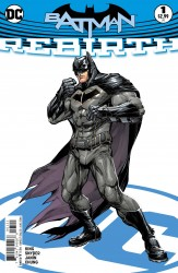 DC - Batman Rebirth #1 Variant Cover