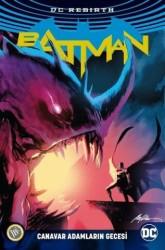 JBC Yayıncılık - Batman (Rebirth) Canavar Adamların Gecesi