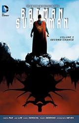 DC - Batman Superman (New 52) Vol 3 Second Chance TPB