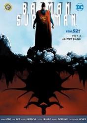 JBC Yayıncılık - Batman Superman (Yeni 52) Cilt 3 İkinci Şans