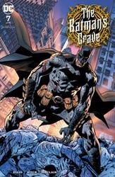 DC - Batmans Grave # 7