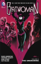 DC - Batwoman (New 52) Vol 6 Unknows