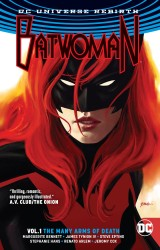DC - Batwoman (Rebirth) Vol 1 The Many Arms Of Death