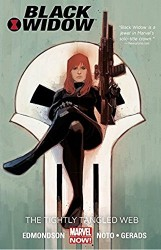 Marvel - Black Widow Vol 2 The Tightly Tangled Web TPB